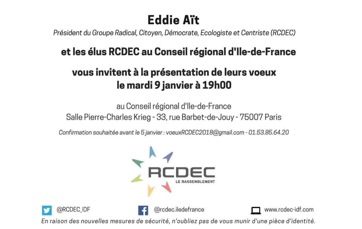 invitation aux v u0153ux 2018 des  u00e9lus du groupe rcdec